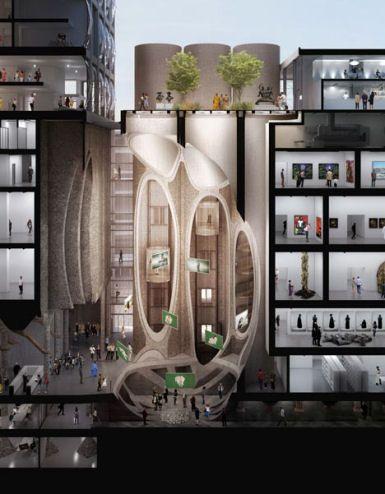V&A Waterfront, Thomas Heatherwick, world architecture news, architecture jobs
