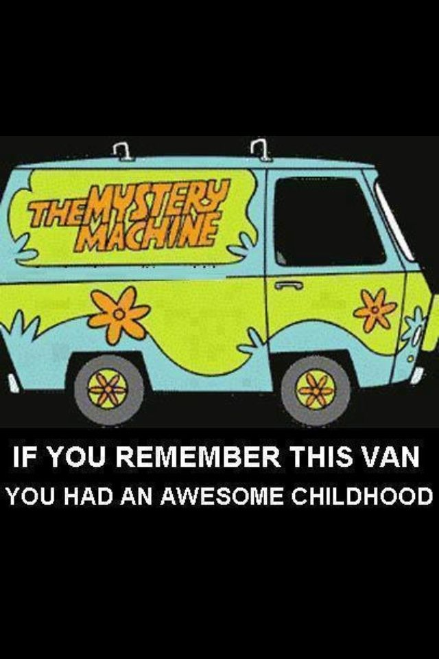 Scooby......the best cartoon!!