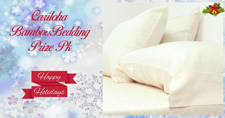 Getting Your Guest Room Ready for the Holidays Plus Cariloha Giveaway