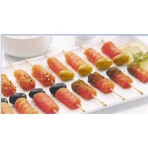 Smoked Salmon - 500g sliced pack | Cocktail Food | Pinterest | Smoked ...