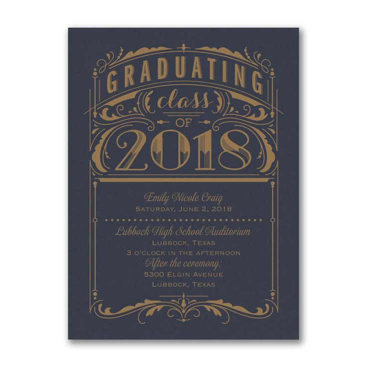 50 best 2018 graduation invitations and announcements images on pinterest graduation for Graduation announcements pinterest