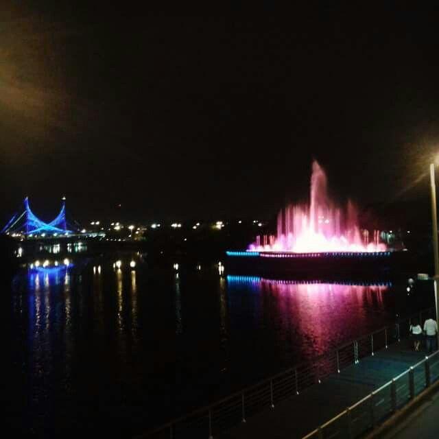 Fuente de agua #Guayaquil #Ecuador #Travel