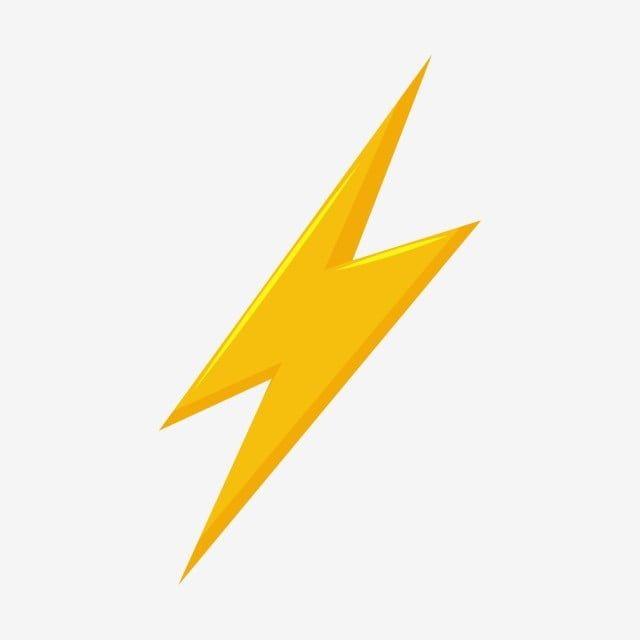 الرعد الترباس إضاءة فلاش المتجهات 3d راية البطارية Png والمتجهات للتحميل مجانا Flash Vector Thunder Bolt