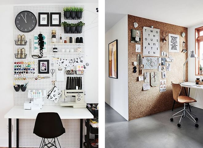 Command center wall organization wall hacks cork board for Tumblr cork board ideas