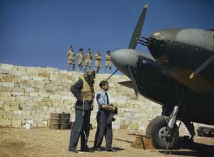 THE ROYAL AIR FORCE IN MALTA, JUNE 1943
