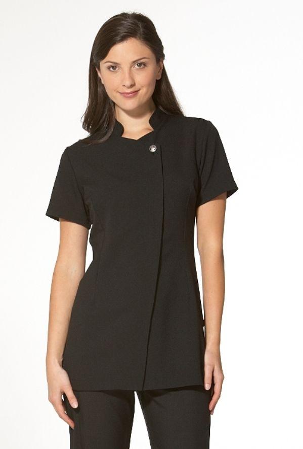 1000 images about salon staff uniform ideas on pinterest for Spa uniform tunic