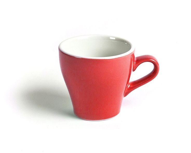 Made from heavy duty china, these thick walled Tulip cups come in a range of colours.