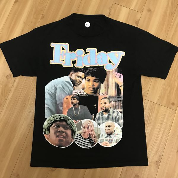 Friday Movie Graphic T-shirt