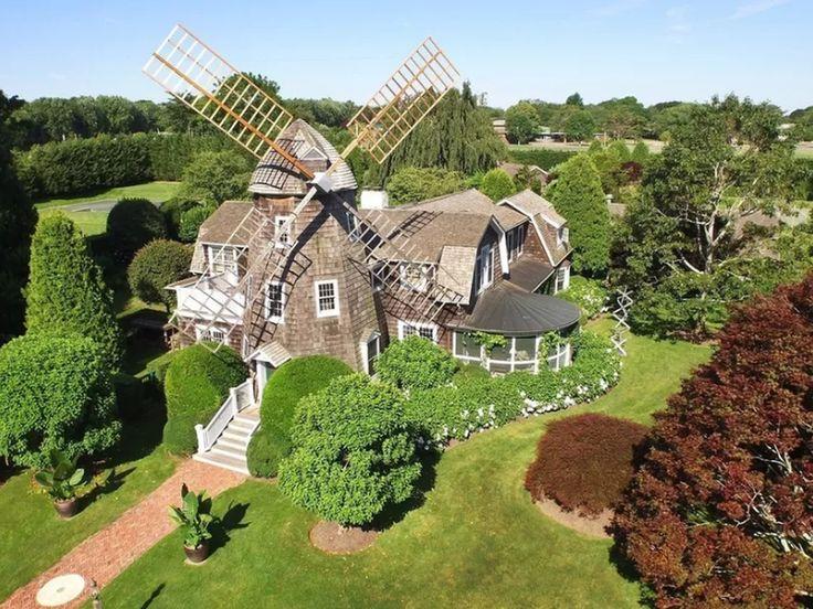 Grace Coddington Cottage in East Hampton | Celebrity Homes