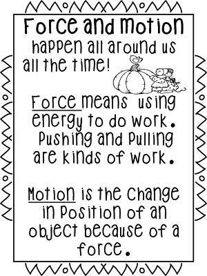 25+ best ideas about Force and motion on Pinterest | Motion ...