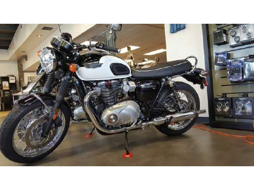 2017 Triumph Bonneville T-120 in Buford, GA