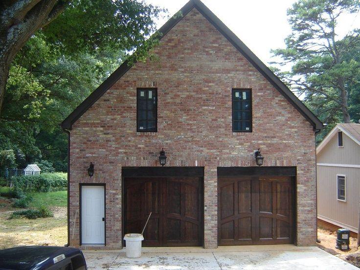 Detached Garage With Breezeway