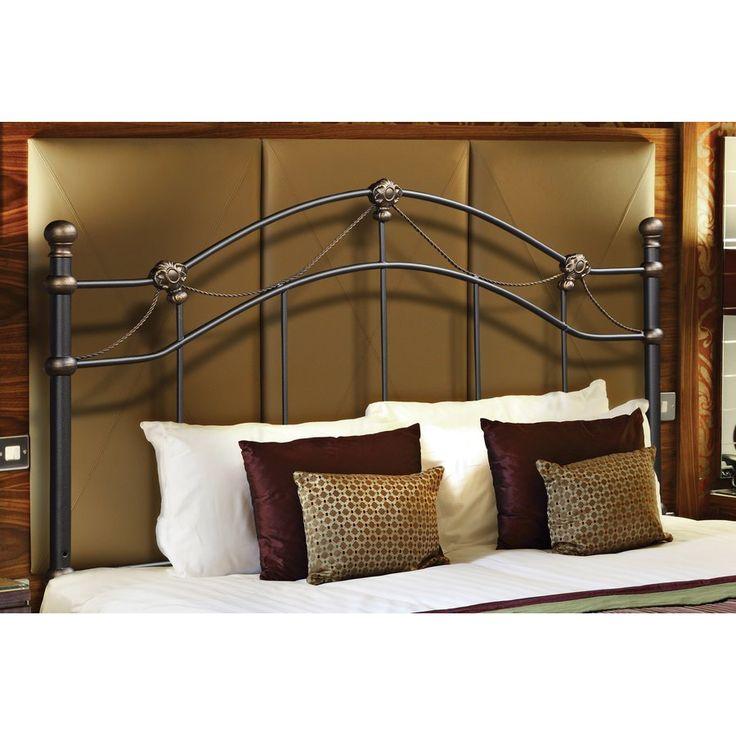 Tête de lit de treillis
