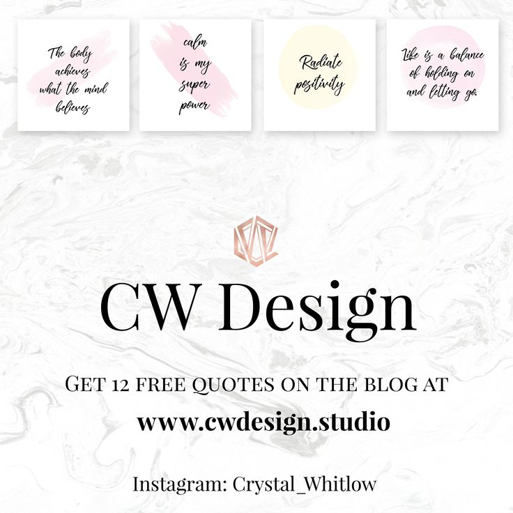 The 52 Motivational Quotes for Instagram is a selection of hand lettered quotes in an elegant, on-trend and stylish font style. Use these designs to express your ideas, promote your business, or make an impression on social media.Our ready-to-use posts save you time and keep your social media presence engaging and current.Now includes black and white text color transparent background PNG files so you can use your own background. Plus the original watercolor and white background JPG files.