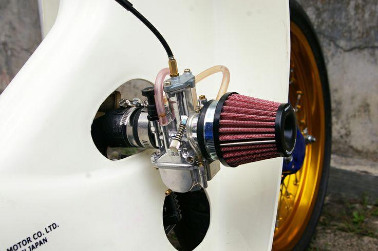 Streetcub by Newspeed Garage