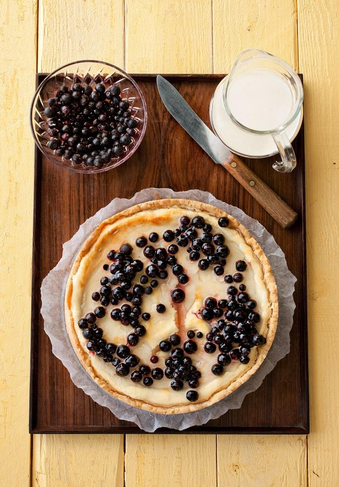 Herkullinen juustokakku, joka vie kielen mennessään! Katso resepti: http://www.dansukker.fi/fi/reseptej%C3%A4/p%C3%A4%C3%A4si%C3%A4isleivonnaiset/juustokakku.aspx