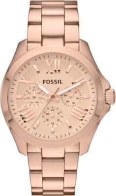 Fossil Rose-gold female watch AM4511 Rose gold - Fossil - £135.00
