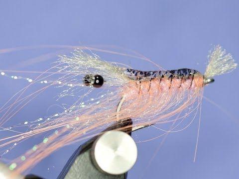 Fly tying - Shrimp fly