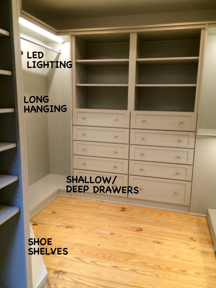 Is This A Closet to Die For? | Mary Sherwood Lifestyles - CLOSET-CUSTOM-CABINETRY-LED-LIGHTING-SENSOR
