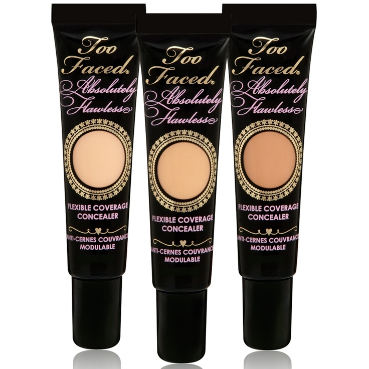 #TooFacedSummer ~~ Concealer, Absolutely Flawless Flexible Coverage Concealer