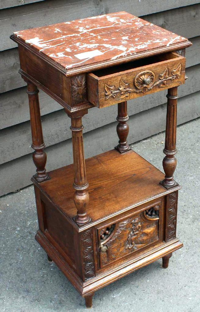 antique oak bedside tables small size of vintage oak bedside tables oak bedside  cabinet antique bedside cabinets antique french antique french oak bedside  ... - Antique Oak Bedside Tables Small Size Of Vintage Oak Bedside Tables