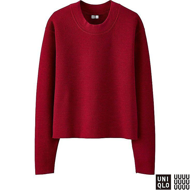 DAMEN U Milano Rib Pullover