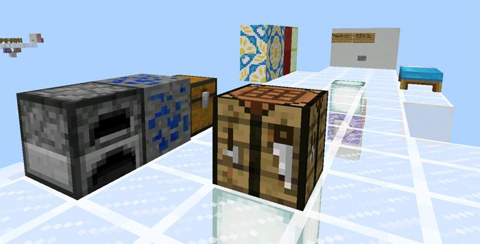 This map offers all you need to know about beacons, enchantments, armor stands, and other structure blocks. All of them guarantee to make your game more attractive. The map combines both gorgeous features in the old version and the new Minecraft version 1.2. They are typical features of... https://mcpebox.com/better-tutorials-creation-1-2-map-minecraft-pe/