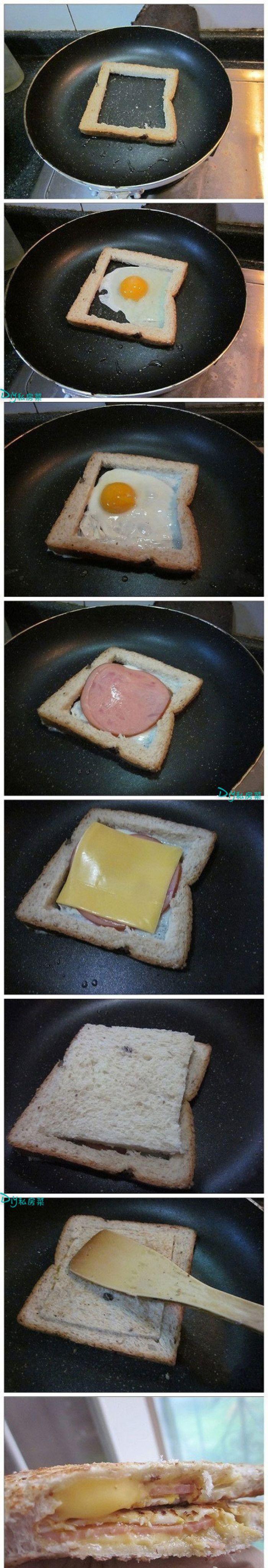 DIY delicious breakfast