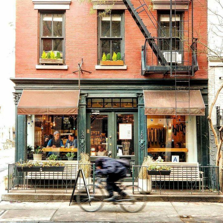 Coffee shop in brooklyn