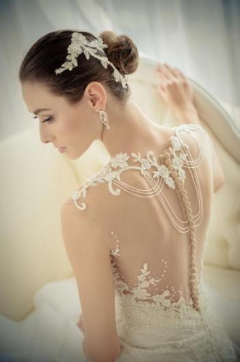 Wedding Gown Detail by Cynthia Kusuma at Bridestory.com  #wedding #wedding-dress #wedding-gown #wedding-inspiration #bridestory