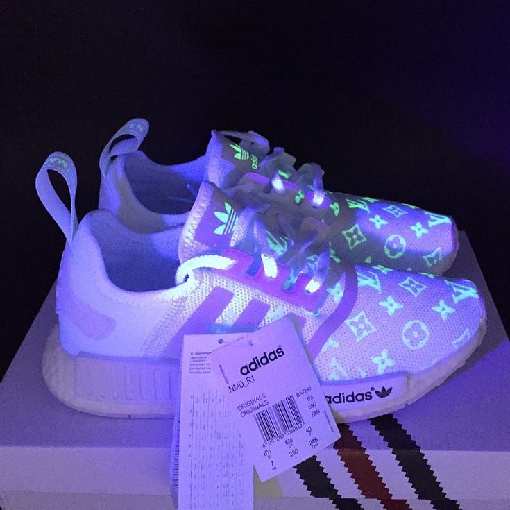 louis vuitton light up sneakers