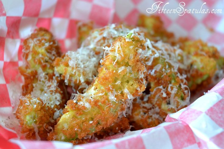 Avocado Fries - sounds scrumptious; but wonder if you could bake them instead? Might be worth a try :)