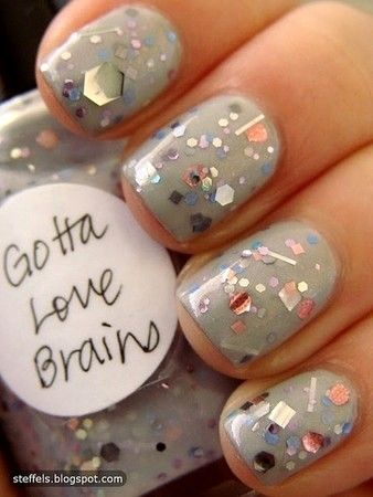 1000 Ideas About Gelish Nail Colours On Pinterest