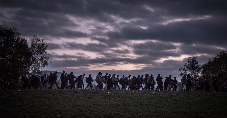 A Mass Migration Crisis, and It May Yet Get Worse