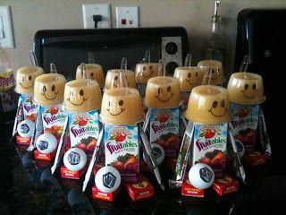 7 creative soccer mom snacks | #BabyCenterBlog Thismis SO happening this season when I have snack duty!