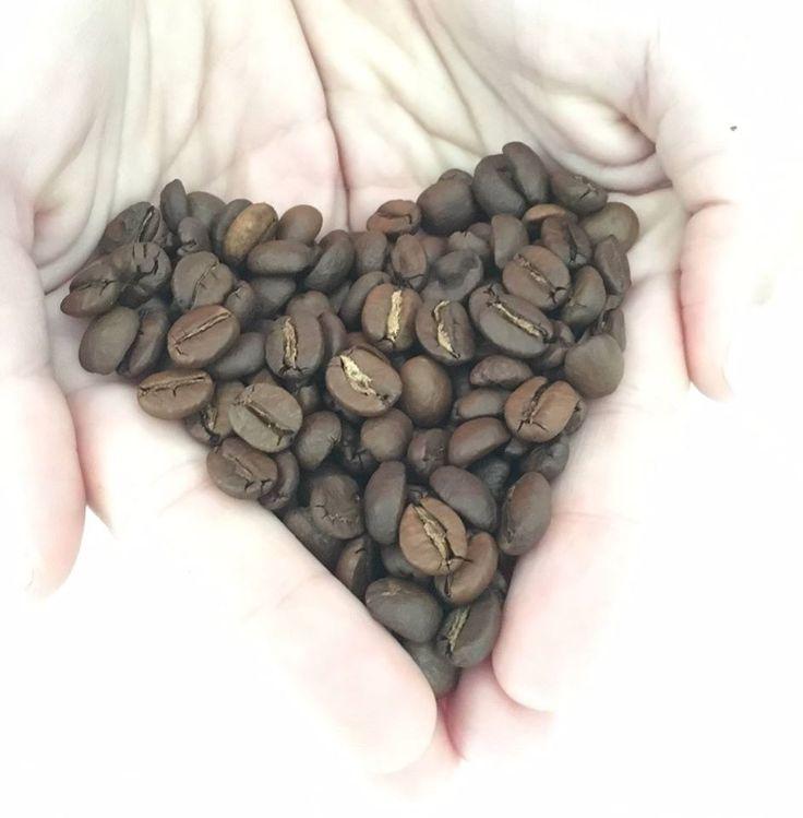 El café mejor cuando está preparado con amor :) #café #coffee #love #amor