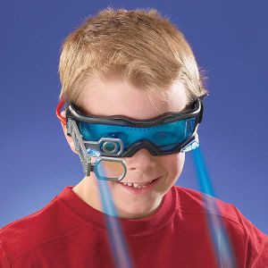 Spy Gear Night Goggles - Educational Toys, Specialty Toys and Games - Creative, Award Winning for Science, Math and More | Young Explorers