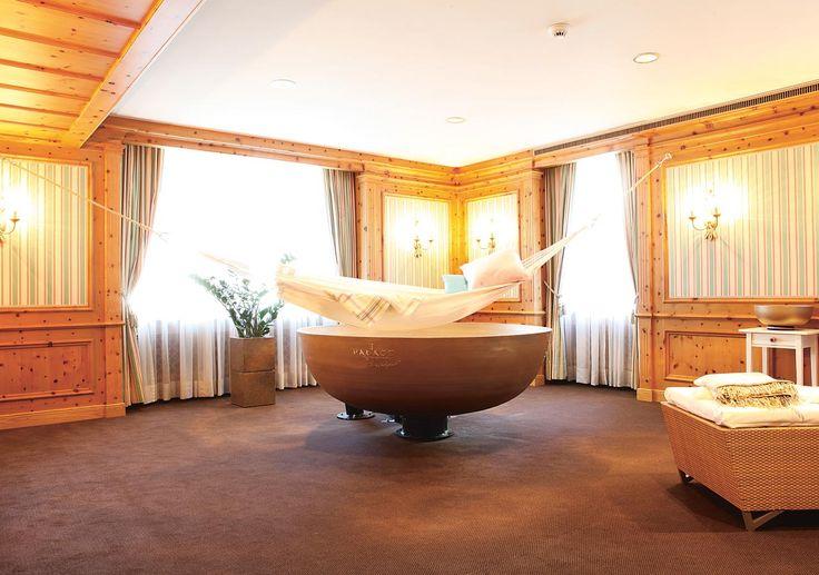 Hotel Palace Spa Luzern - Klangschale: Einfach ein wundervolles Erlebnis unsere Riesenklangschale......