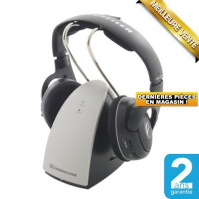 Casque TV sans fil SENNHEISER RS 120-II