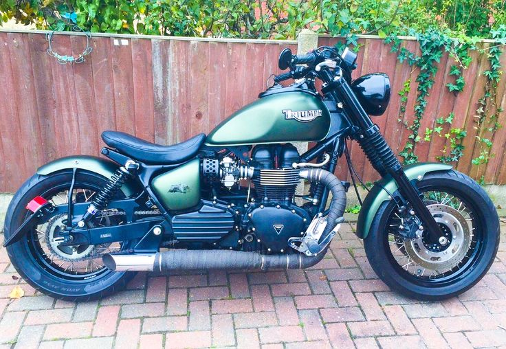 2006 Triumph Bonneville Speedmaster Bobber, currently being auctioned on eBay with a Classified Ad Price of £4,995 (or Best Offer).    http://ebay.co.uk/itm/201455924197?clk_rvr_id=920146341343&rmvSB=true