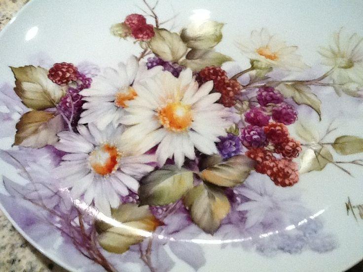 Image result for cherryl meggs porcelain artist