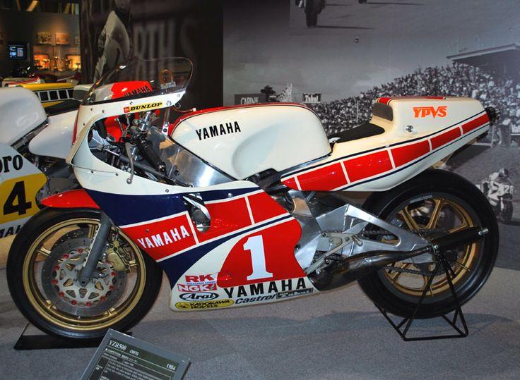 Yamaha yzr500 ow81