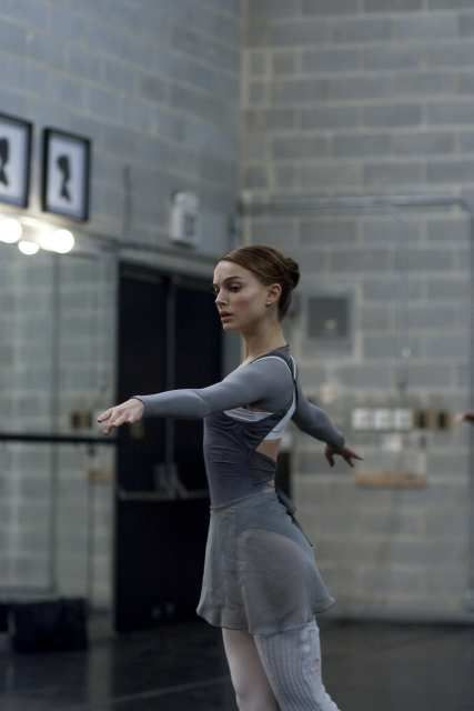 Natalie Portman as Nina in Black Swan (2010), directed by Darren Aronofsky