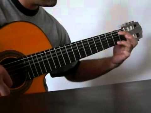 El Trovador de Barro Negro, Silvio Rodríguez (Cover Guitarra) (+lista de...