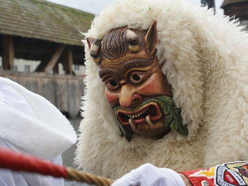 Luzerner Fasnacht 2014 (Schmutziger Donnerstag)