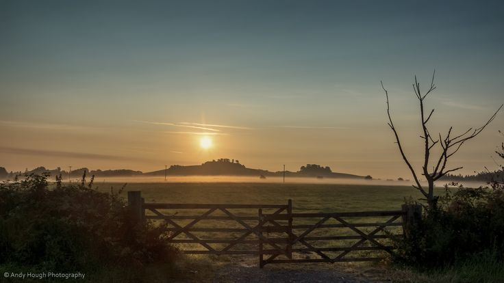 Wittenham Clumps by Andy Hough