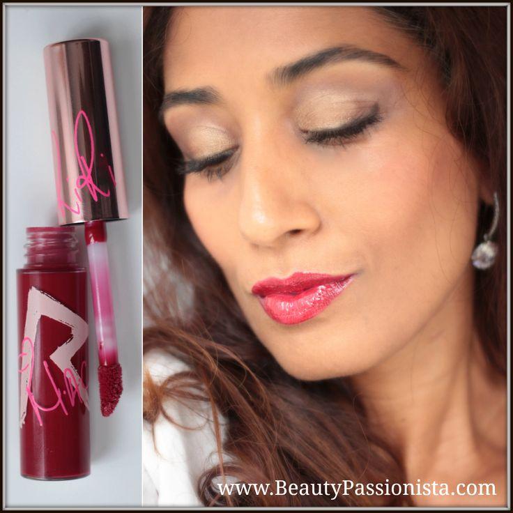 Day 361 #ALipADay #lips #lipstick #lipgloss #MAC #RiRi #RiRiWoo