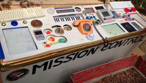 Mission Control Play Station