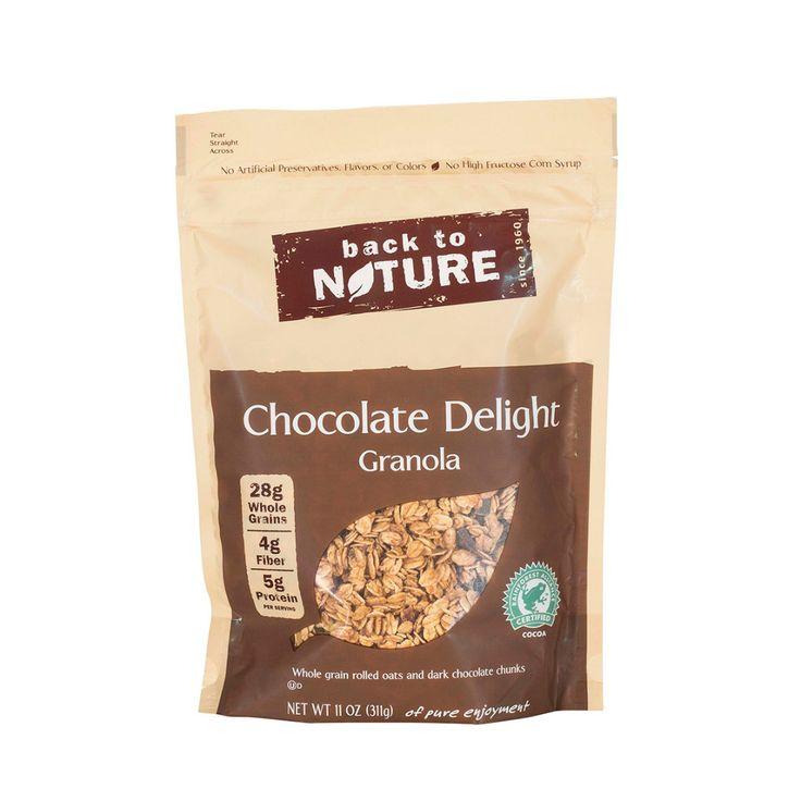 Chocolate Delight Granola