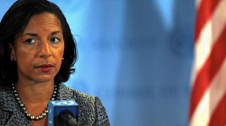 Pull the race or sexist card... The Dumbocrats always have it on their wallet!   VIDEO: Embattled Susan Rice Emerges From Siberia To Say Trump is Picking On Her Because She's … (You Know The Rest) | True Pundit